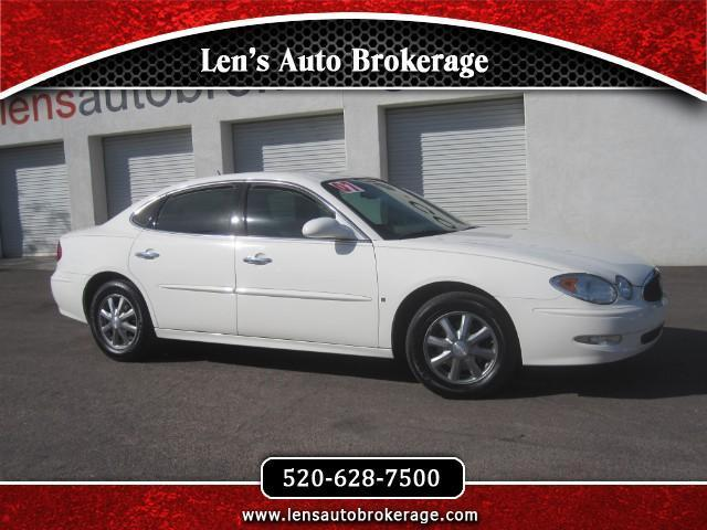 2007 buick lacrosse cxl cxl 4dr sedan for sale in tucson arizona classified. Black Bedroom Furniture Sets. Home Design Ideas