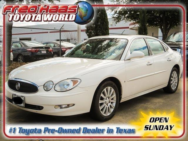 2007 buick lacrosse cxs spring tx for sale in rayford texas classified. Black Bedroom Furniture Sets. Home Design Ideas