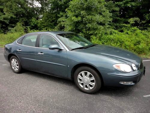 2007 buick lacrosse sedan 4 dr cx for sale in ashaiiu virginia classified. Black Bedroom Furniture Sets. Home Design Ideas