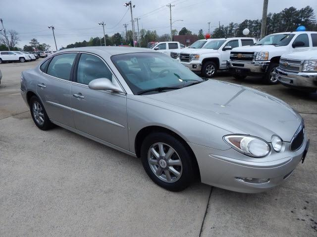 2007 buick lacrosse sedan 4dr sdn cxl for sale in cullman alabama classified. Black Bedroom Furniture Sets. Home Design Ideas