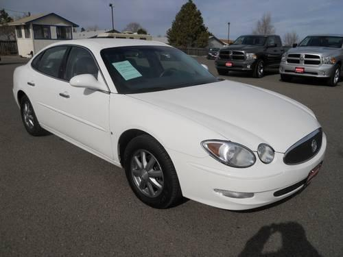 2007 buick lacrosse sedan cxl for sale in cairo oregon classified. Black Bedroom Furniture Sets. Home Design Ideas