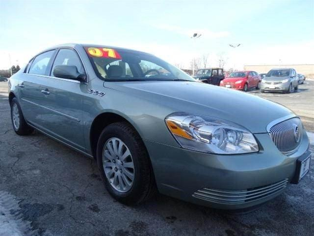 2007 buick lucerne cx 4dr sedan for sale in hoffman estates illinois classified. Black Bedroom Furniture Sets. Home Design Ideas