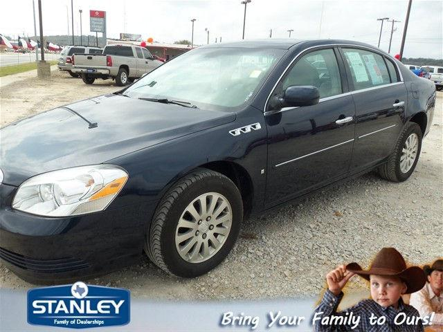 2007 buick lucerne cx for sale in eastland texas classified. Black Bedroom Furniture Sets. Home Design Ideas