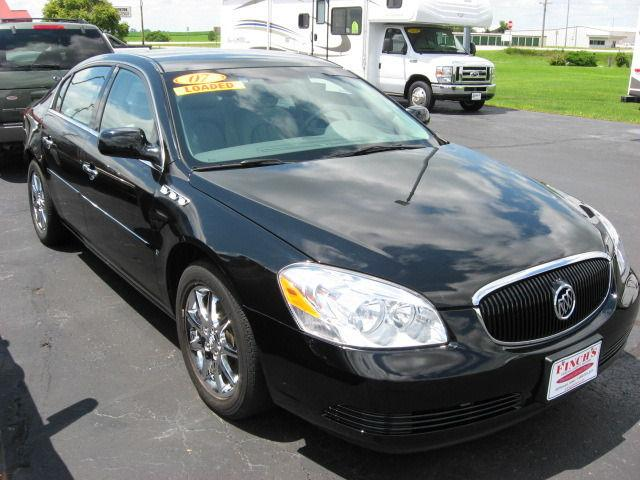 2007 buick lucerne cxl for sale in jefferson iowa. Black Bedroom Furniture Sets. Home Design Ideas