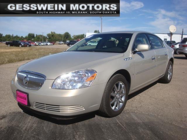2007 buick lucerne cxl for sale in milbank south dakota. Black Bedroom Furniture Sets. Home Design Ideas