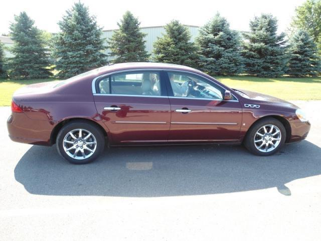 2007 buick lucerne cxl for sale in albert lea minnesota. Black Bedroom Furniture Sets. Home Design Ideas