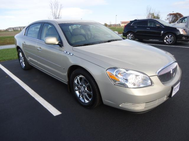 2007 buick lucerne cxl for sale in evansville indiana classified. Black Bedroom Furniture Sets. Home Design Ideas