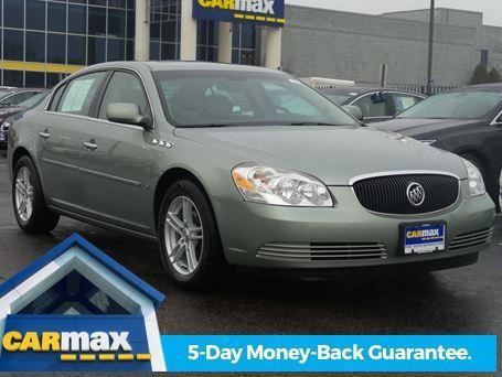 2007 buick lucerne cxl v6 cxl v6 4dr sedan for sale in naperville illinois classified. Black Bedroom Furniture Sets. Home Design Ideas