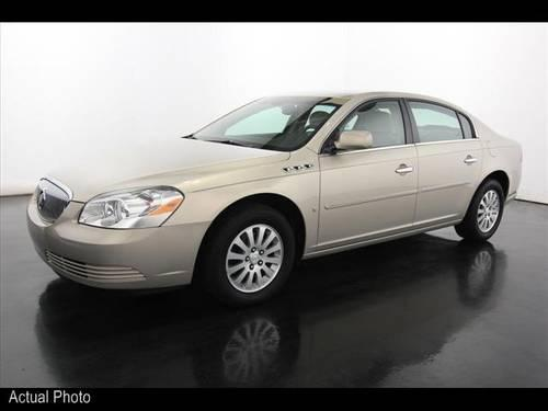 2007 buick lucerne sedan cx for sale in sparta michigan classified. Black Bedroom Furniture Sets. Home Design Ideas