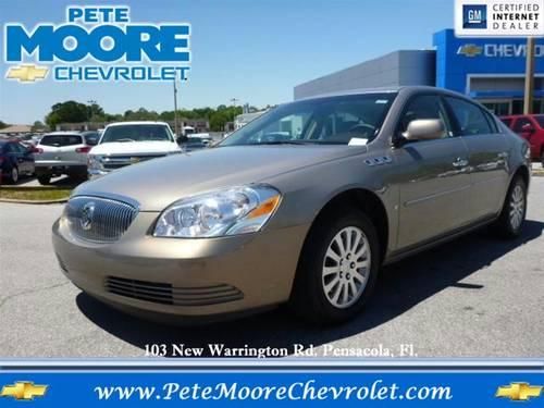 2007 buick lucerne sedan cx for sale in pensacola florida classified. Black Bedroom Furniture Sets. Home Design Ideas