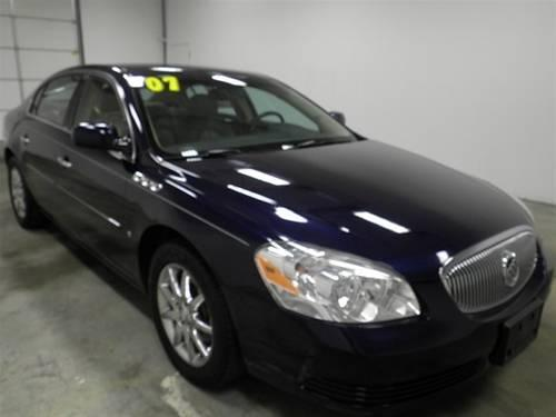 2007 buick lucerne sedan cxl v6 for sale in newton kansas. Black Bedroom Furniture Sets. Home Design Ideas