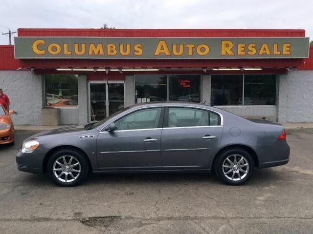 Columbus Auto Resale >> 2007 Buick Lucerne Sedan CXL V6 for Sale in Darbydale ...