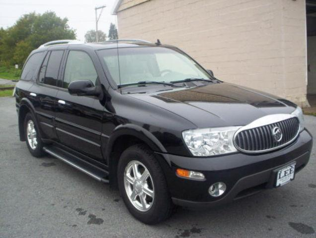 2007 buick rainier cxl for sale in boonville new york classified. Black Bedroom Furniture Sets. Home Design Ideas