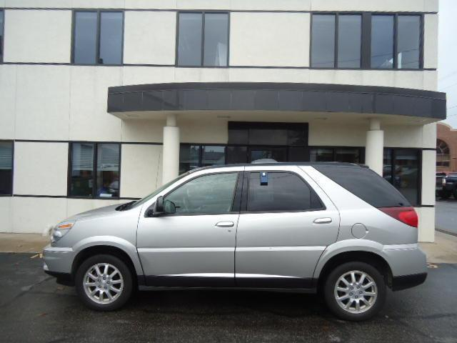 2007 buick rendezvous cx for sale in winona minnesota classified. Black Bedroom Furniture Sets. Home Design Ideas