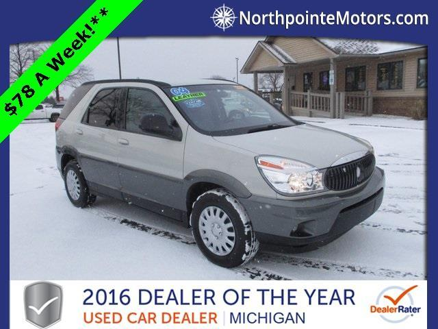 2007 buick rendezvous cx cx 4dr suv for sale in traverse for North point motors traverse city