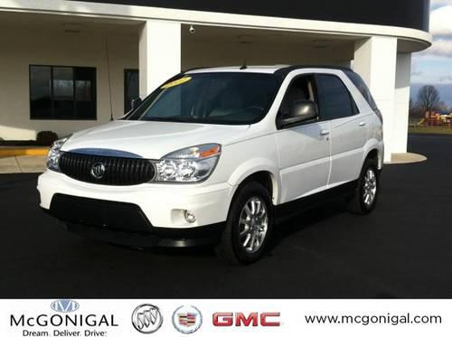 2007 buick rendezvous sport utility cx for sale in kokomo indiana classified. Black Bedroom Furniture Sets. Home Design Ideas