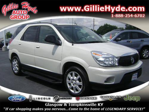 2007 buick rendezvous suv cx for sale in dry fork kentucky classified. Black Bedroom Furniture Sets. Home Design Ideas
