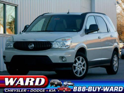 2007 buick rendezvous suv for sale in boskydell illinois classified. Black Bedroom Furniture Sets. Home Design Ideas