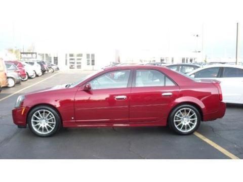 2007 Cadillac Cts 4 Door Sedan For Sale In Kent Ohio