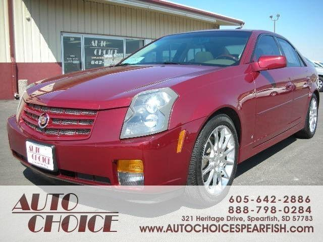 2007 cadillac cts for sale in spearfish south dakota for Spearfish motors spearfish sd
