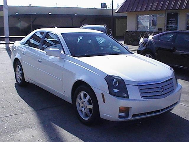 2007 Cadillac CTS Base 4dr Sedan (2.8L V6)