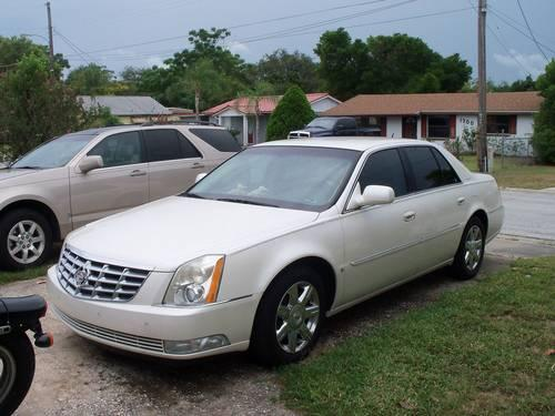 2007 Cadillac DTS ~REDUCED~