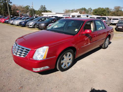 Woody Folsom Ford Baxley Ga >> 2007 Cadillac DTS Sedan for Sale in Baxley, Georgia ...