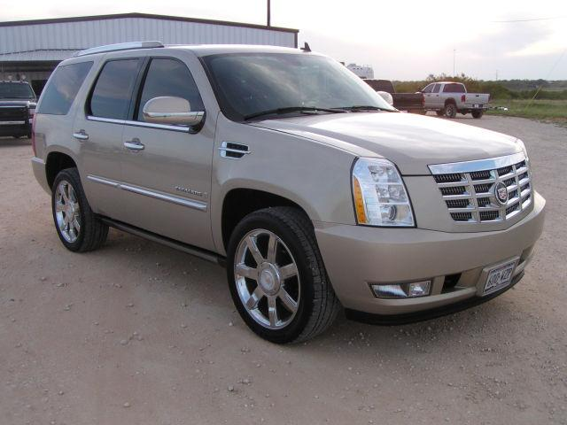 2007 cadillac escalade for sale in coleman texas classified. Cars Review. Best American Auto & Cars Review