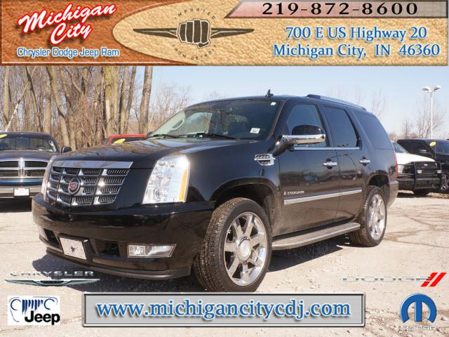 2007 cadillac escalade awd 4dr suv for sale in long beach indiana classified. Black Bedroom Furniture Sets. Home Design Ideas