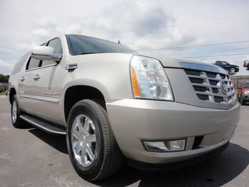 2007 cadillac escalade esv suv 4dr suv for sale in guthrie north carolina classified. Black Bedroom Furniture Sets. Home Design Ideas