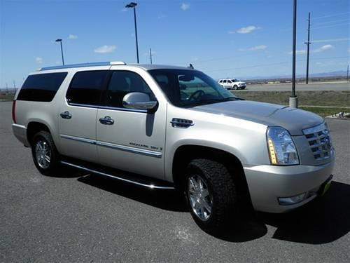 2007 Cadillac Escalade ESV SUV LUXURY
