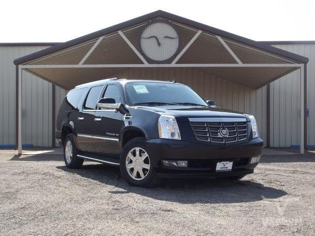 2007 cadillac escalade esv for sale in vernon texas classified. Cars Review. Best American Auto & Cars Review