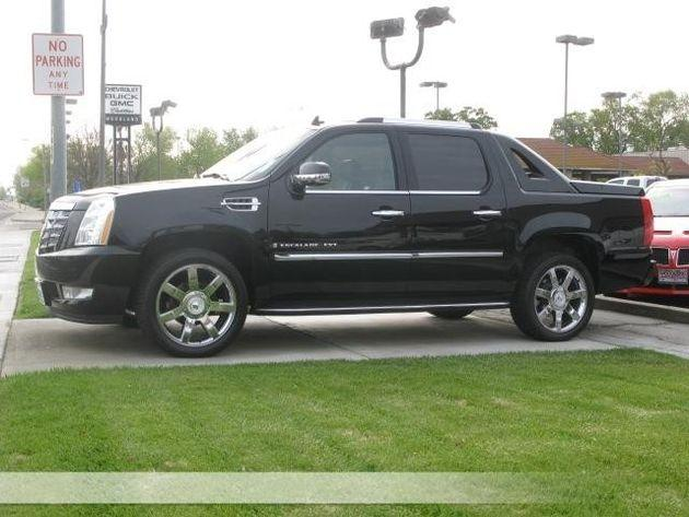 2007 cadillac escalade ext awd 4dr for sale in woodland. Cars Review. Best American Auto & Cars Review