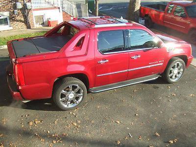 2007 Cadillac Escalade EXT Crew Cab Pickup 4-Door 6.2L for ...