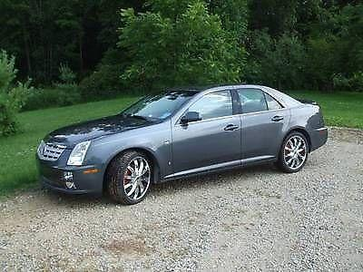 2007 cadillac sts base sedan 4 door 3 6l for sale in howell michigan classified. Black Bedroom Furniture Sets. Home Design Ideas