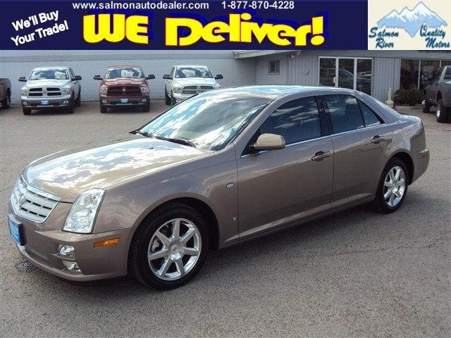 2007 cadillac sts v8 for sale in salmon idaho classified. Black Bedroom Furniture Sets. Home Design Ideas