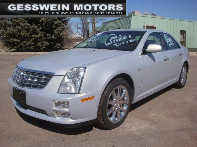 2007 cadillac sts v8 for sale in milbank south dakota classified. Black Bedroom Furniture Sets. Home Design Ideas