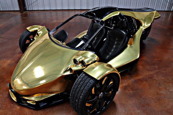 2007 campagna t rex gold for sale in almedia pennsylvania. Black Bedroom Furniture Sets. Home Design Ideas