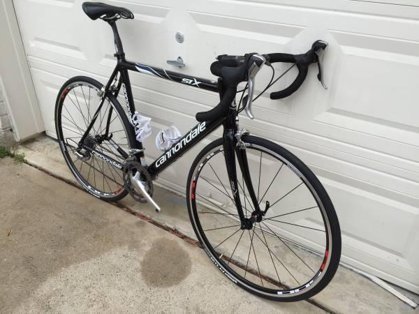 2007 Cannondale System Six Team Si- 58 cm