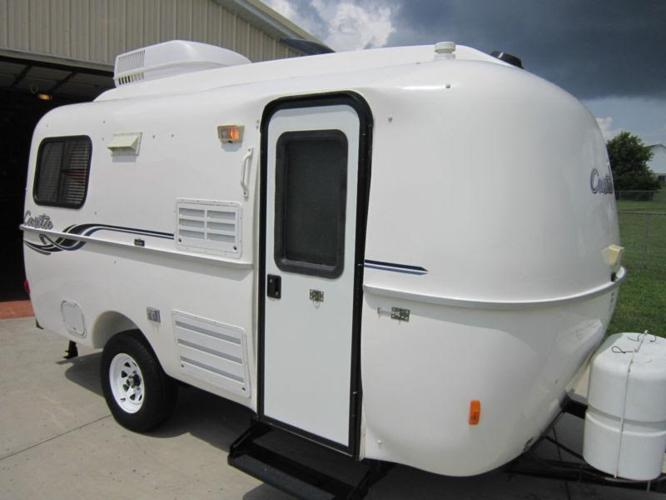 Used Travel Trailers For Sale By Owner 3000 >> 2007 Casita Spirit Deluxe for Sale in Nolensville ...