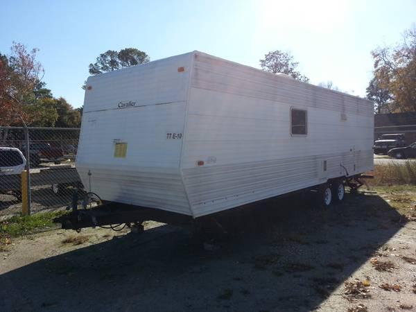 2007 Cavalier Rv Mototrhome Mobile Home Office   $5000
