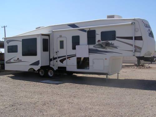 2007 Cedar Creek Fifth Wheel 34sats For Sale In Buckeye