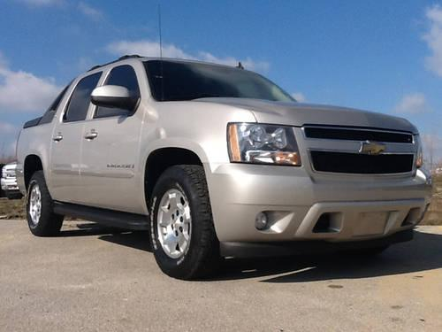 2007 chevrolet avalanche 4wd lthr pickup truck for sale in cartersburg indiana classified. Black Bedroom Furniture Sets. Home Design Ideas