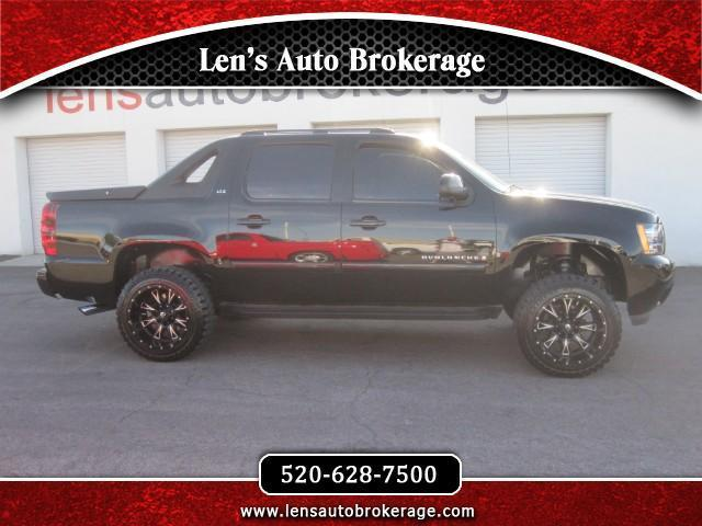 2007 chevrolet avalanche ls 1500 ls 1500 4dr crew cab sb for sale in tucson arizona classified. Black Bedroom Furniture Sets. Home Design Ideas