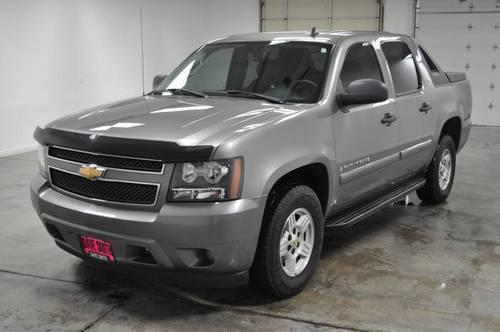 2007 chevrolet avalanche truck crew cab for sale in kellogg idaho classified. Black Bedroom Furniture Sets. Home Design Ideas
