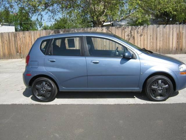 2007 Chevrolet Aveo Ls For Sale In Yuba City California