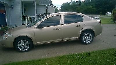 2007 Chevrolet Cobalt Ls Sedan 4 Door 2 2l For Sale In