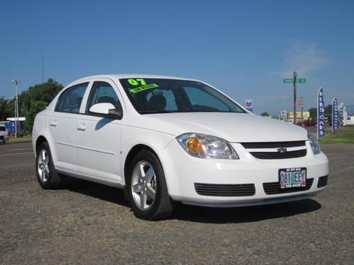 2007 chevrolet cobalt lt for sale in albany oregon. Black Bedroom Furniture Sets. Home Design Ideas