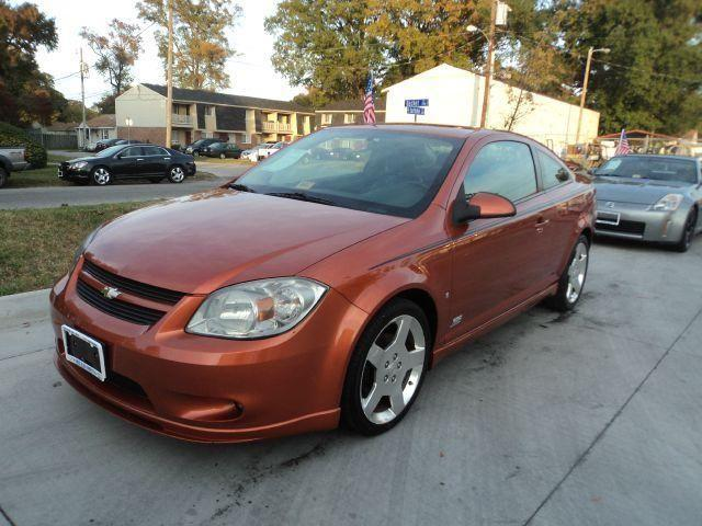 2007 chevrolet cobalt ss coupe super clean financing available for sale in norfolk. Black Bedroom Furniture Sets. Home Design Ideas