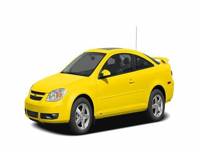 2007 Chevrolet Cobalt SS SS 2dr Coupe (2L I4)